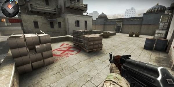 Counter strike global offensive screenshot