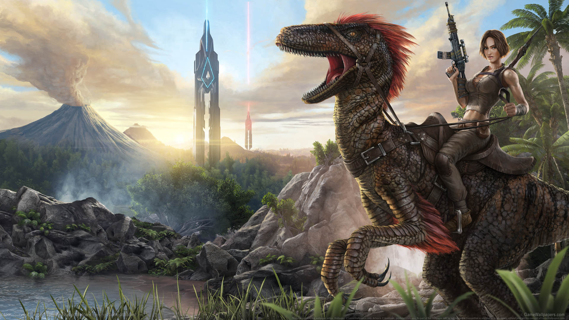 ark survival evolved epidemic launcher download