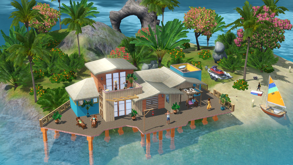 the sims 3 download link