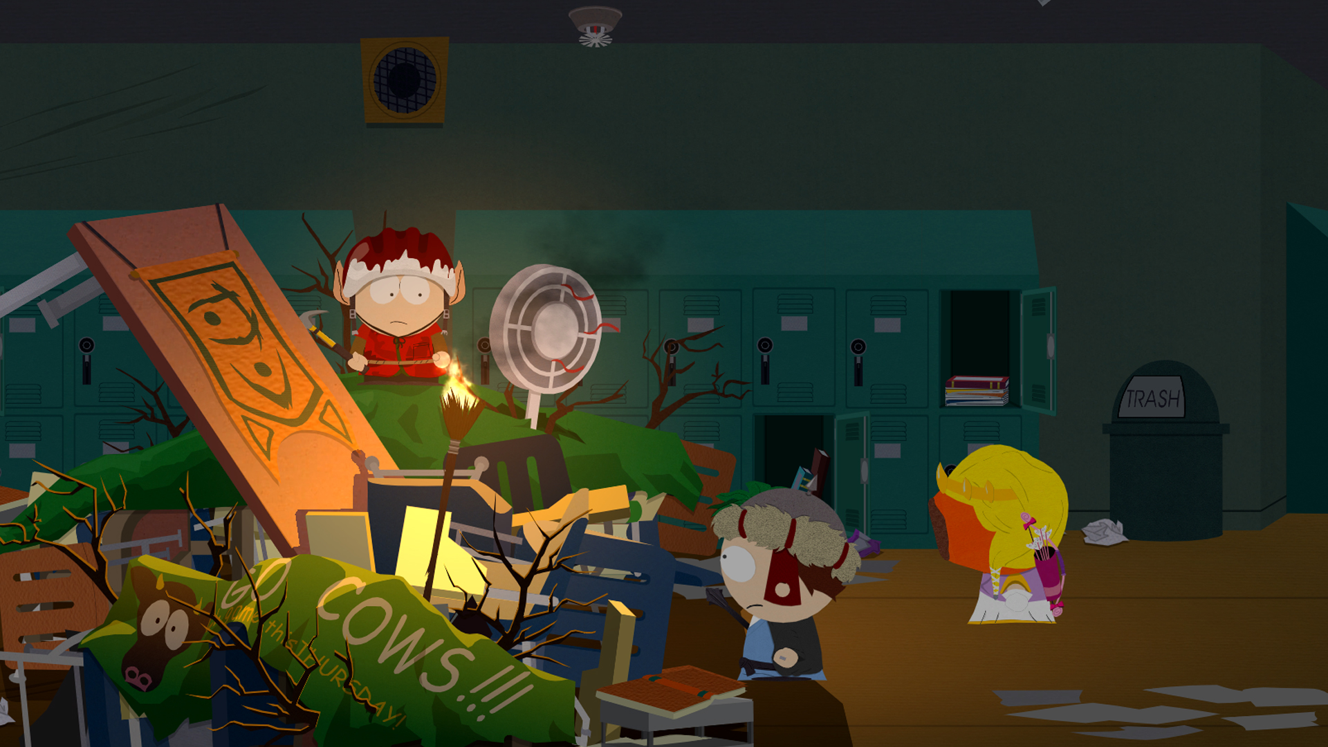 south park screenshot