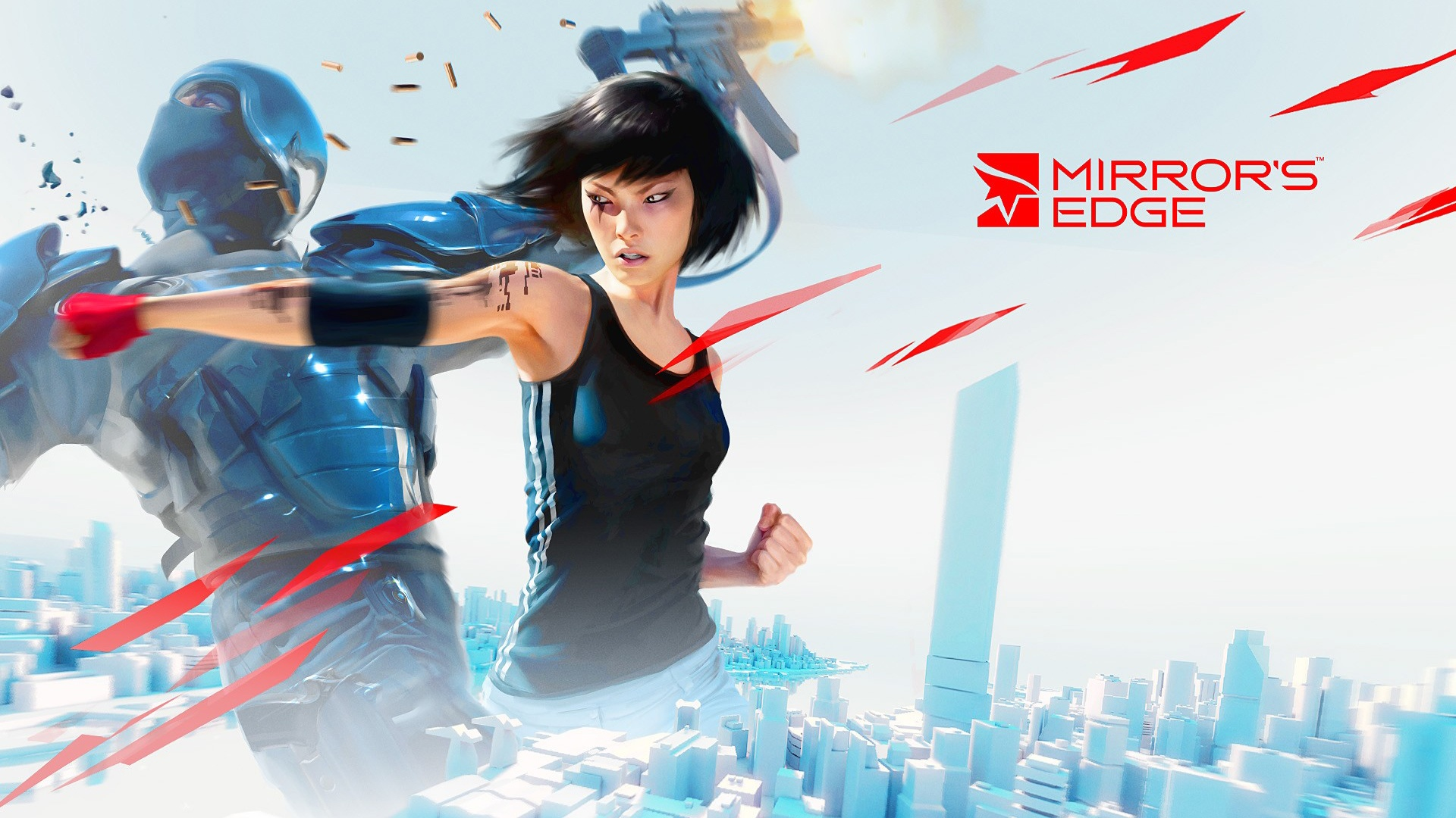 mirrors edge online game