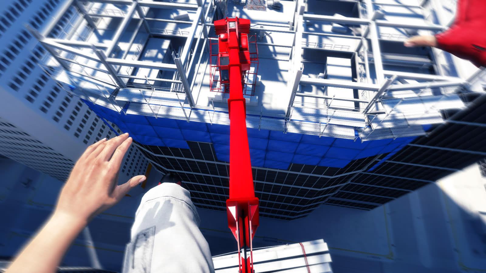 Mirror's Edge Free Download - CroHasIt - Download PC Games ...