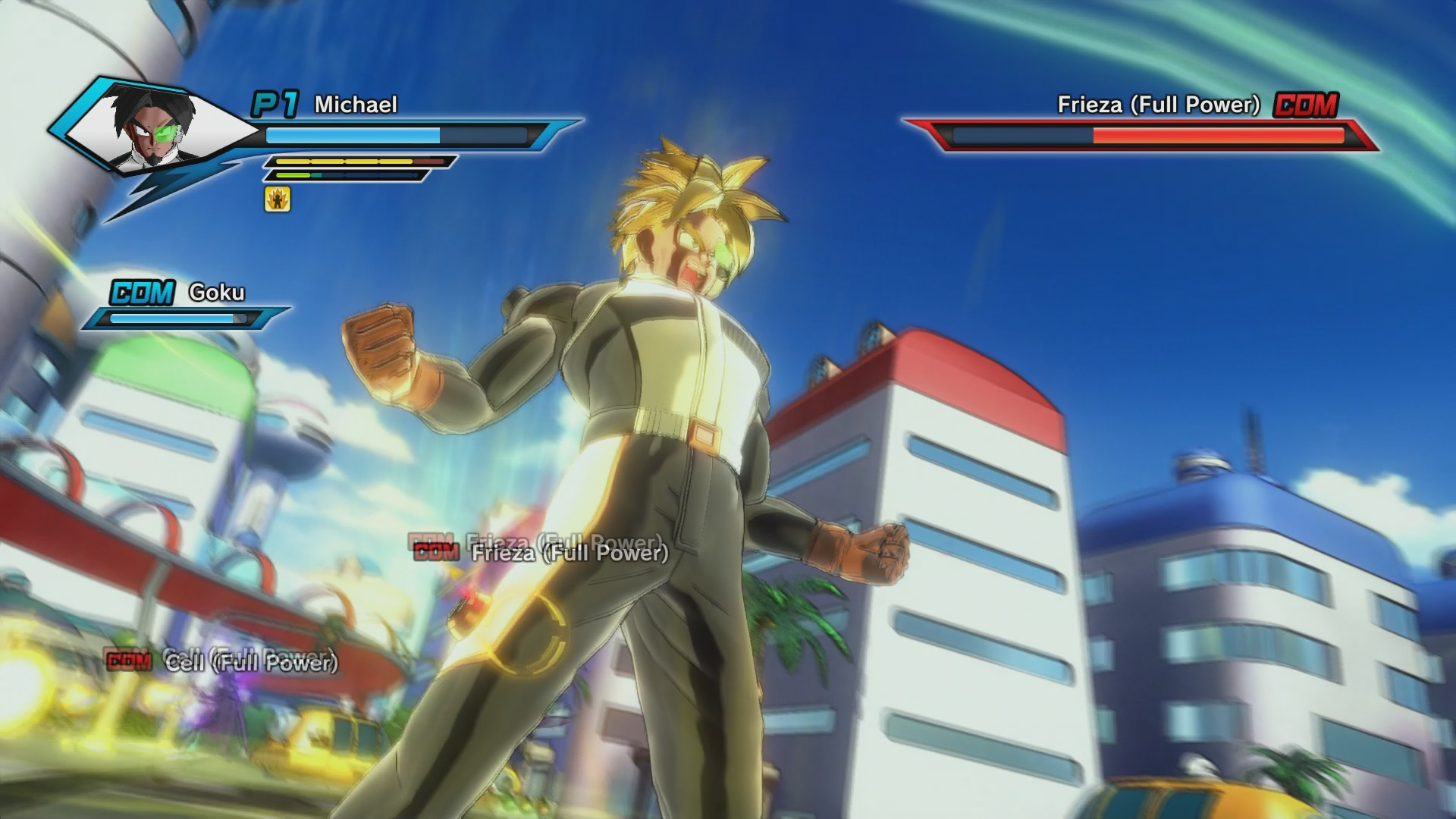Dragon Ball XenoVerse Free Download - CroHasIt - Download ...