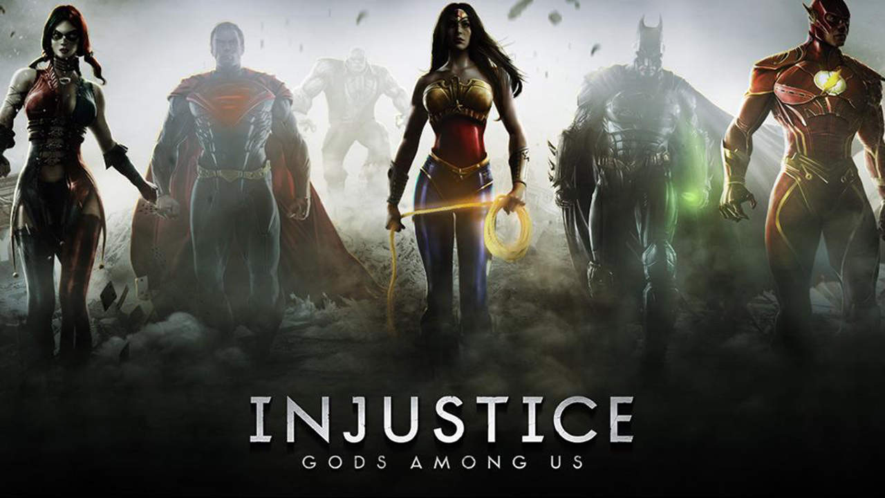 injustice gods amoung us