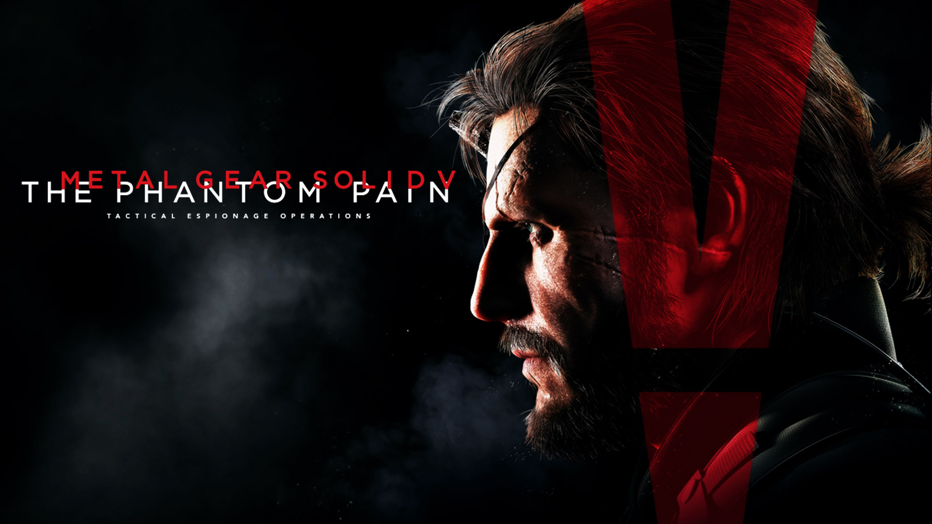 metal gear solid 5 the phantom pain wallpaper