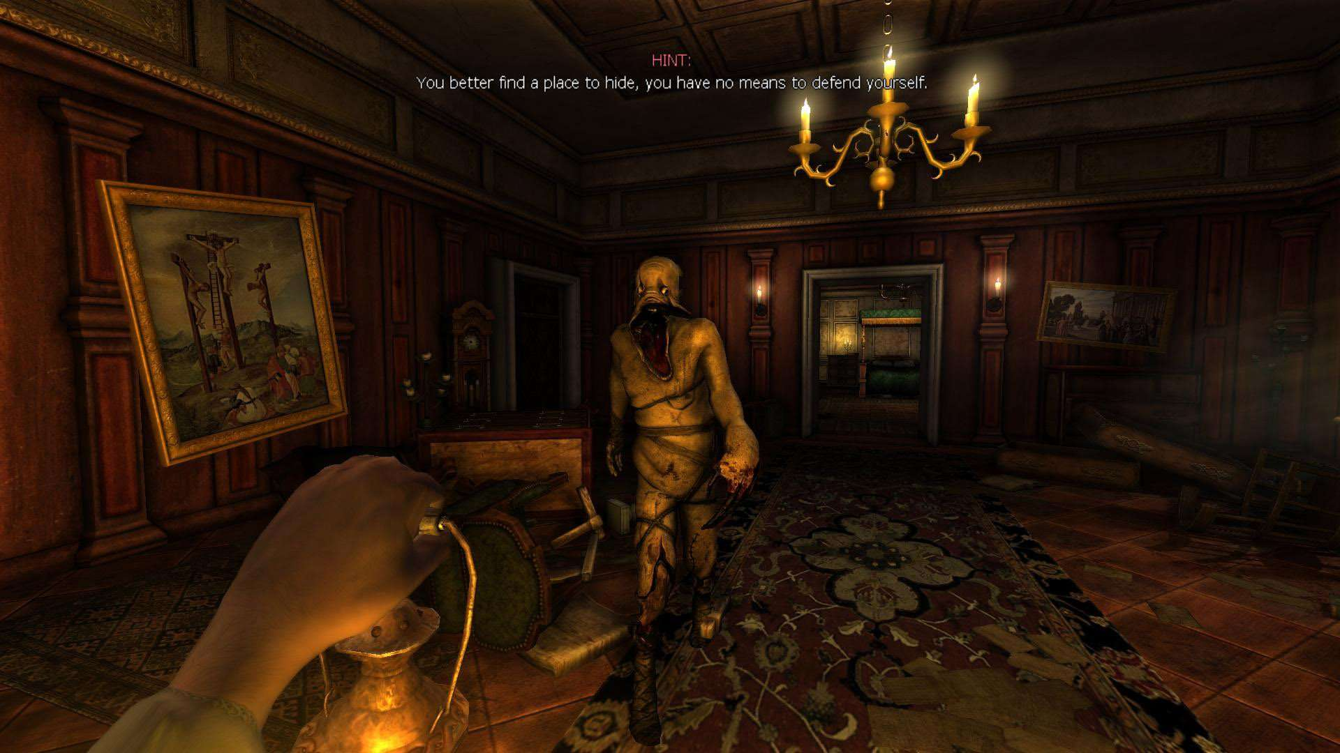 PC Games Fully - Amnesia: The Dark Descent Torrent For PC ...