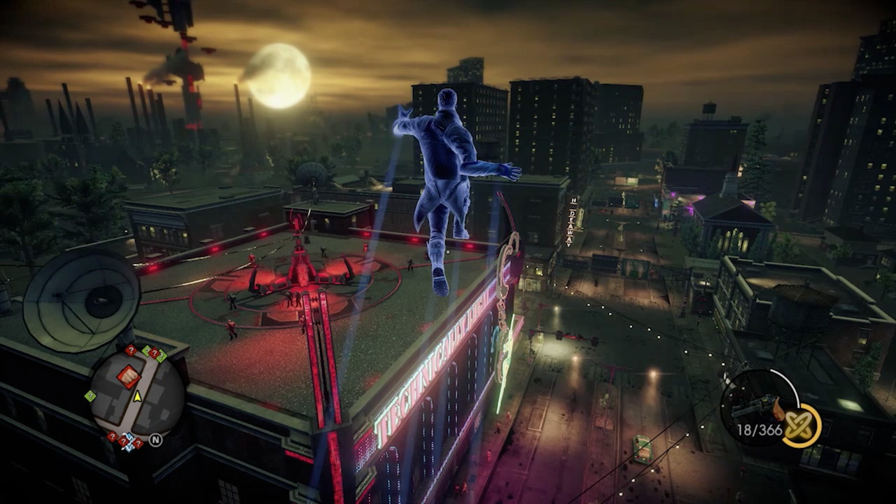 saints row iv game