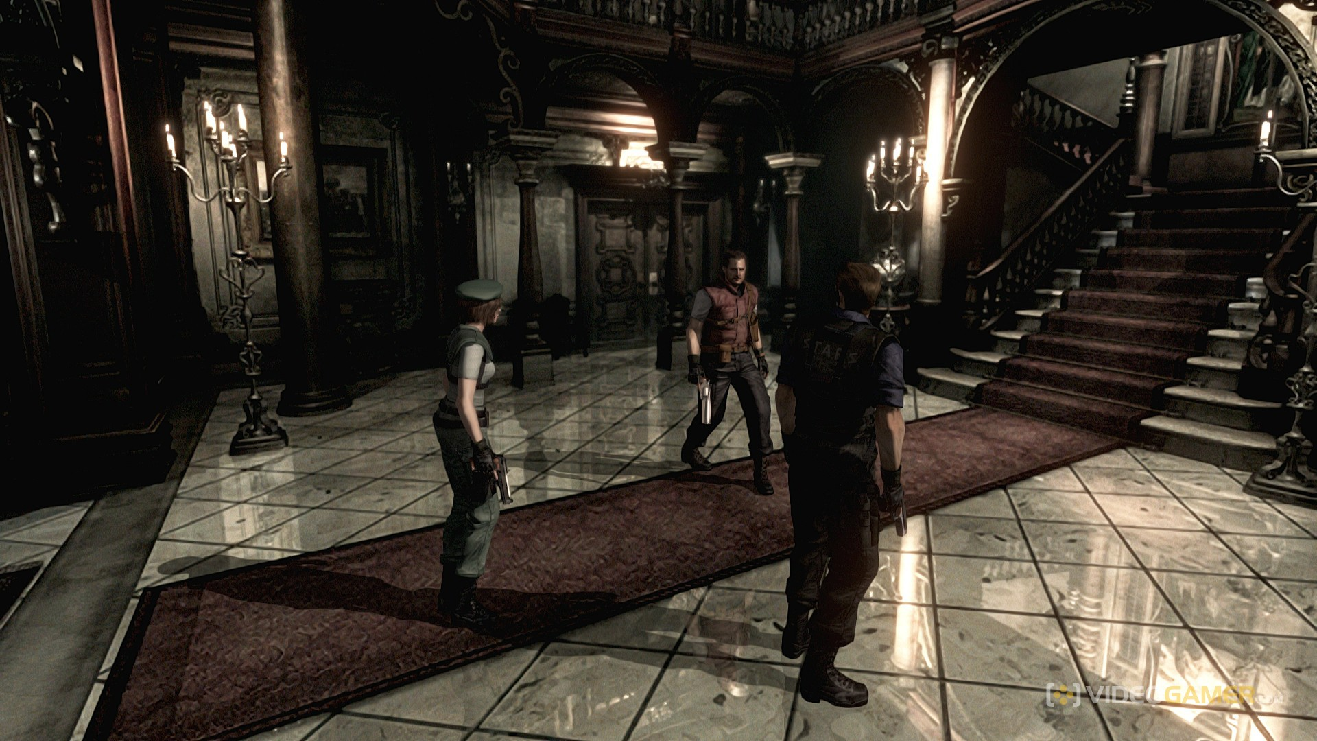 Resident Evil Hd Remaster Free Download Crohasit