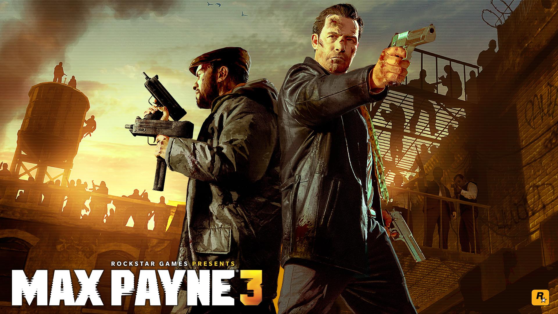 Max Payne 3 Free Download - CroHasIt - Download PC Games
