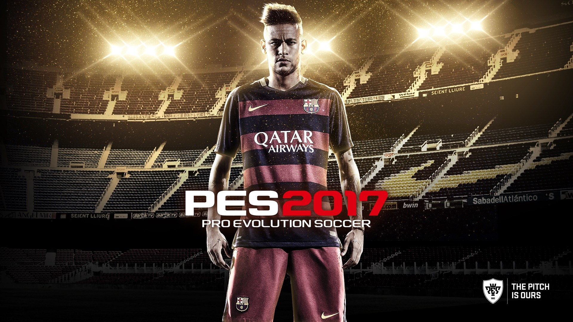 If you are a fan of the PES games, Pro Evolution Soccer 2017 is yet another great game to play!
