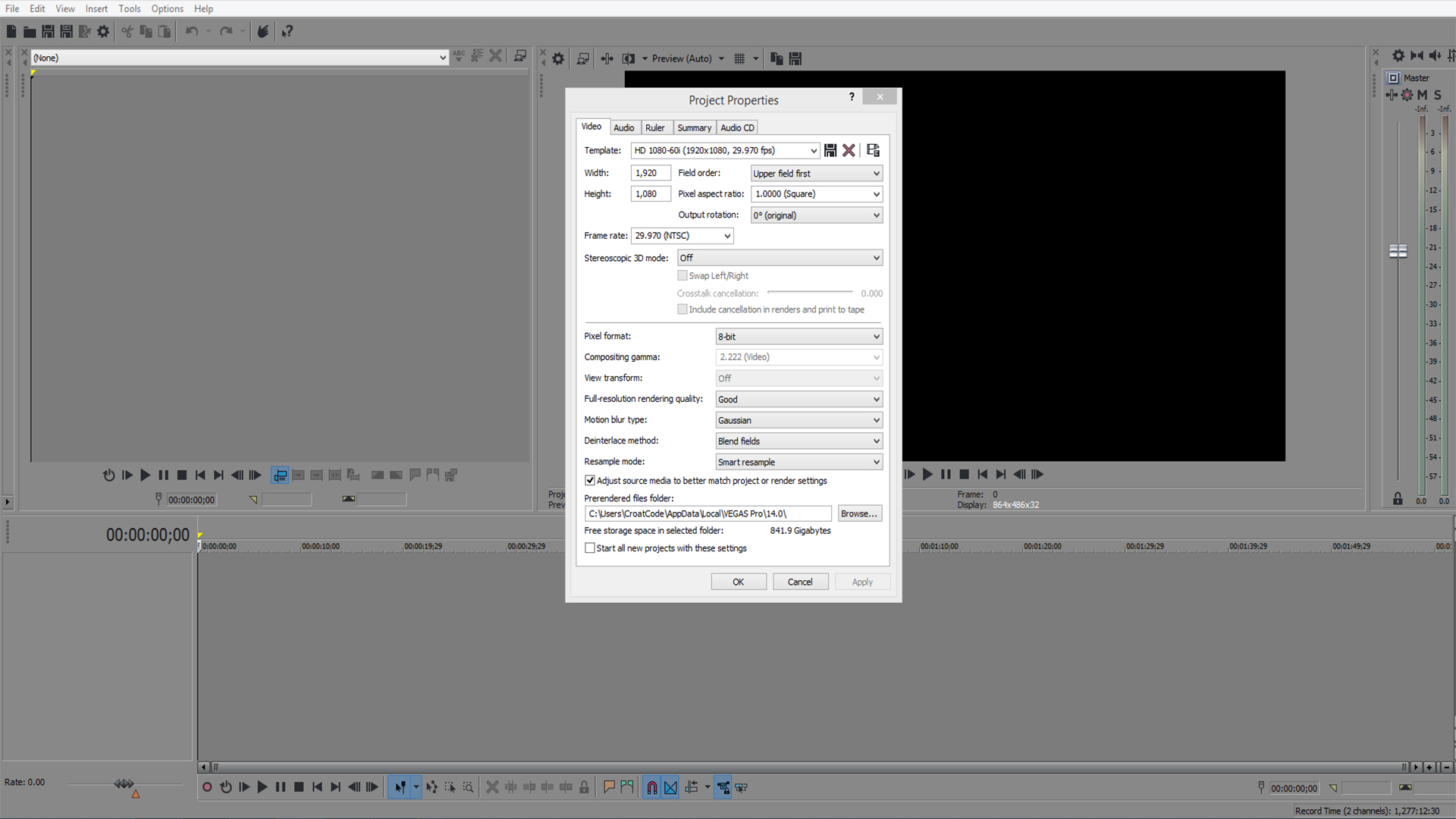 How to stabilize video in sony vegas pro 14