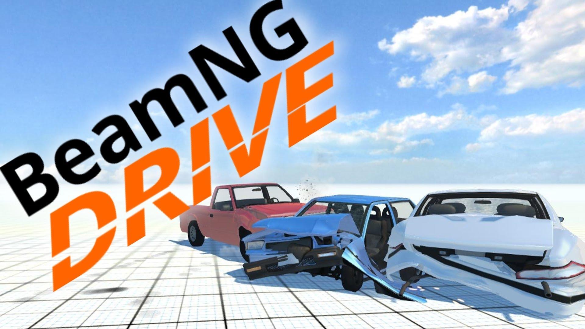 تحميل لعبة beamng drive مجانا