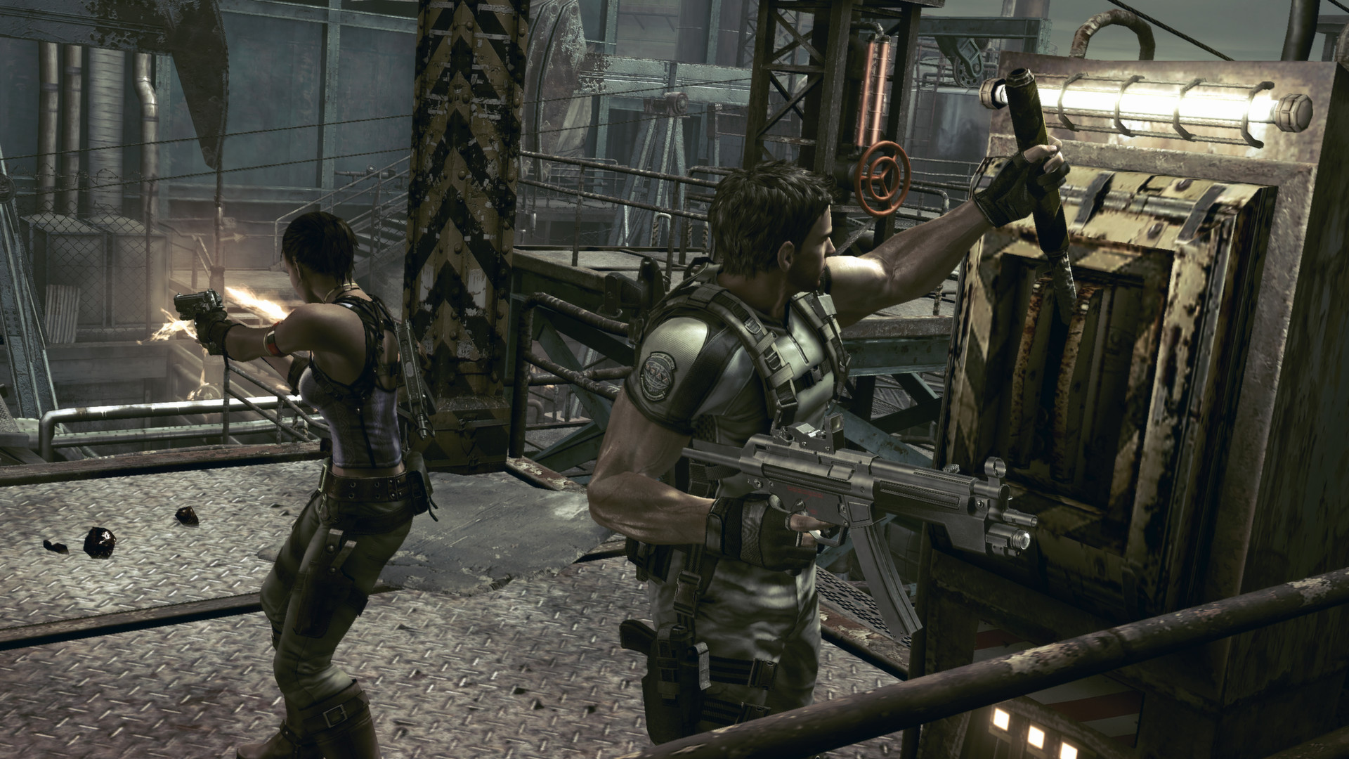 Resident Evil 5 Gold Edition Free Download Crohasit Download