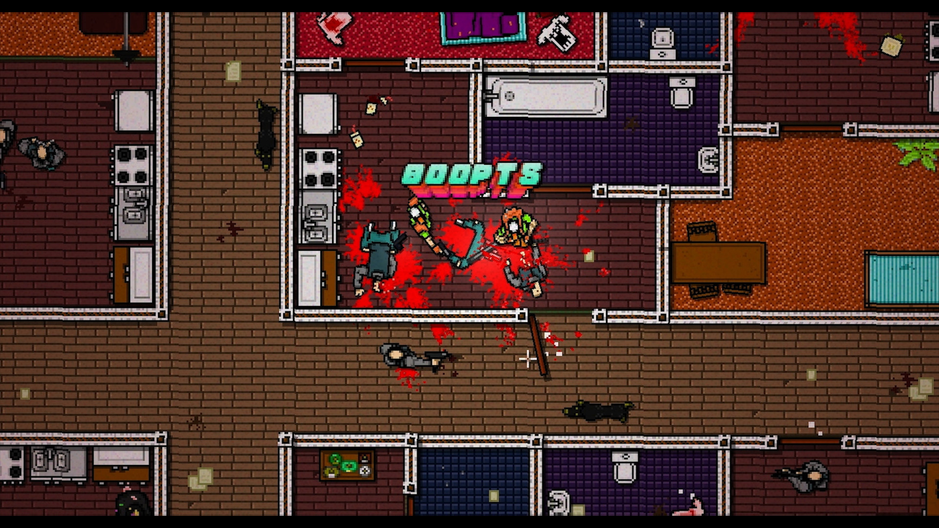 Hotline miami 2: wrong number game | ps4 playstation.