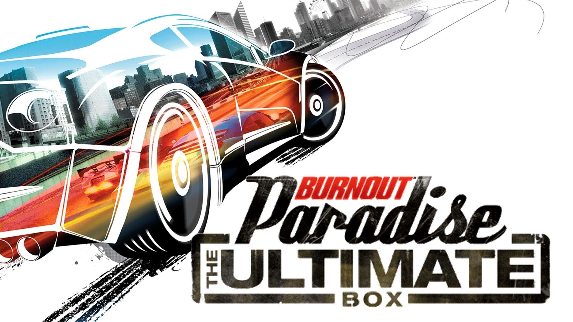 Burnout paradise the ultimate box télécharger pour pc gratuitement.