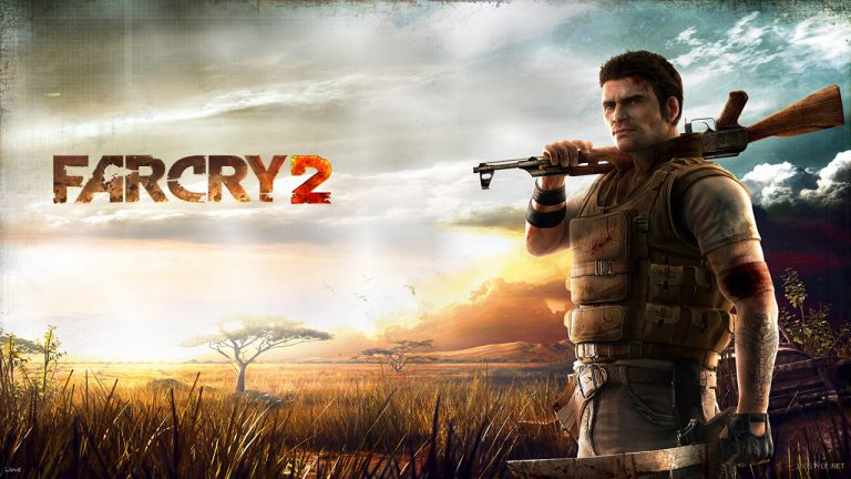 video games turning 10 years old - farcry 2