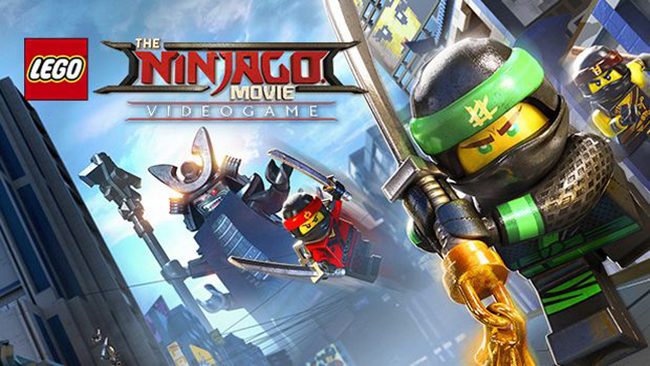 The LEGO NINJAGO Movie Video Game Free Download - CroHasIt ...