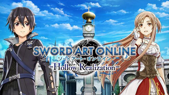 Sword Art Online Hollow Realization Free Download - CroHasIt ...