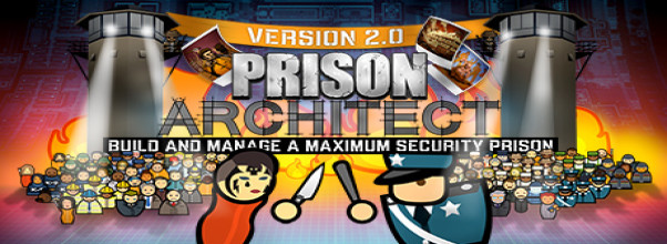 Prison Architect Free Download (Incl  Update 15b) - Crohasit