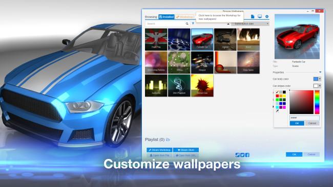 Wallpaper Engine Free Download (Build 1.0.981 & Workshop ...