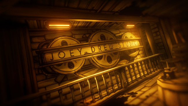 Bendy And The Ink Machine Free Download All Chapters