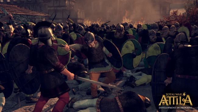 how to download total war attila for free